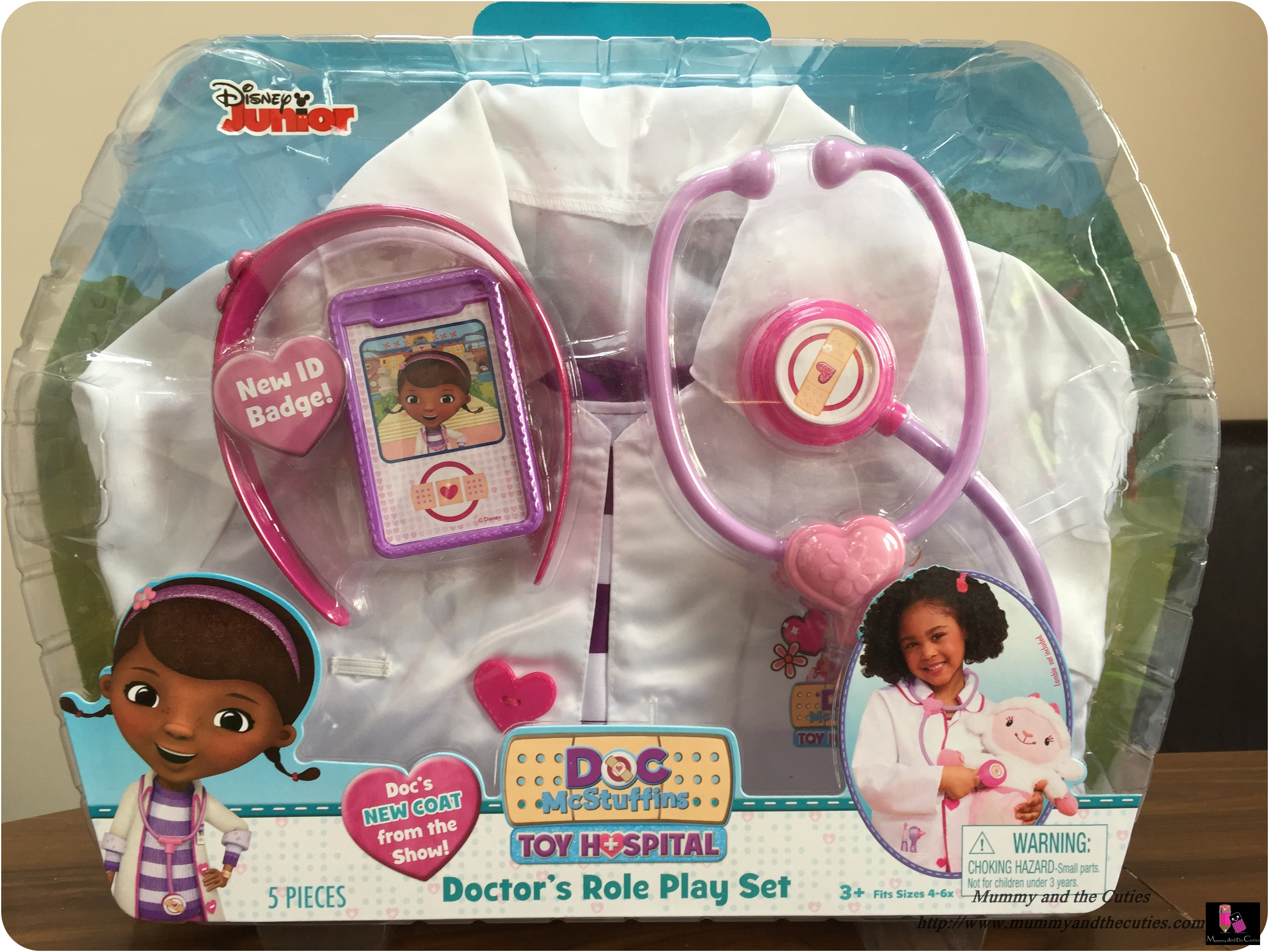 Doc McStuffins Toy Hospital Role Play Set from Flair – Review