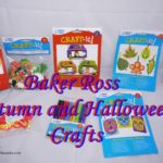 Autumn and Halloween crafting from Baker Ross