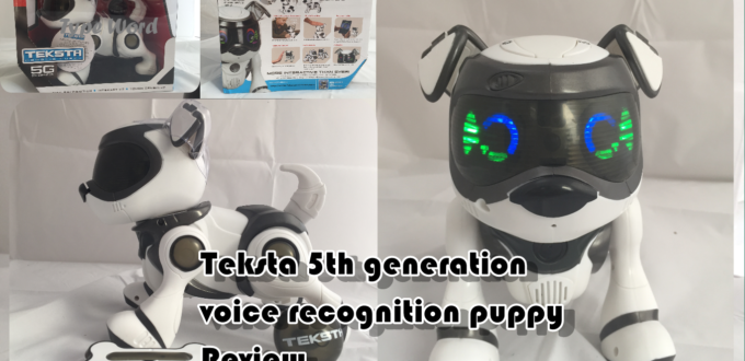 Tekssta 5th Generation puppy – Mummy and the Cuties