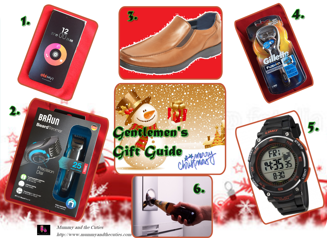 Gentlemen's Christmas Gift Guide