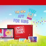 Coming soon – KidsCast TV | The World's Best Kids App