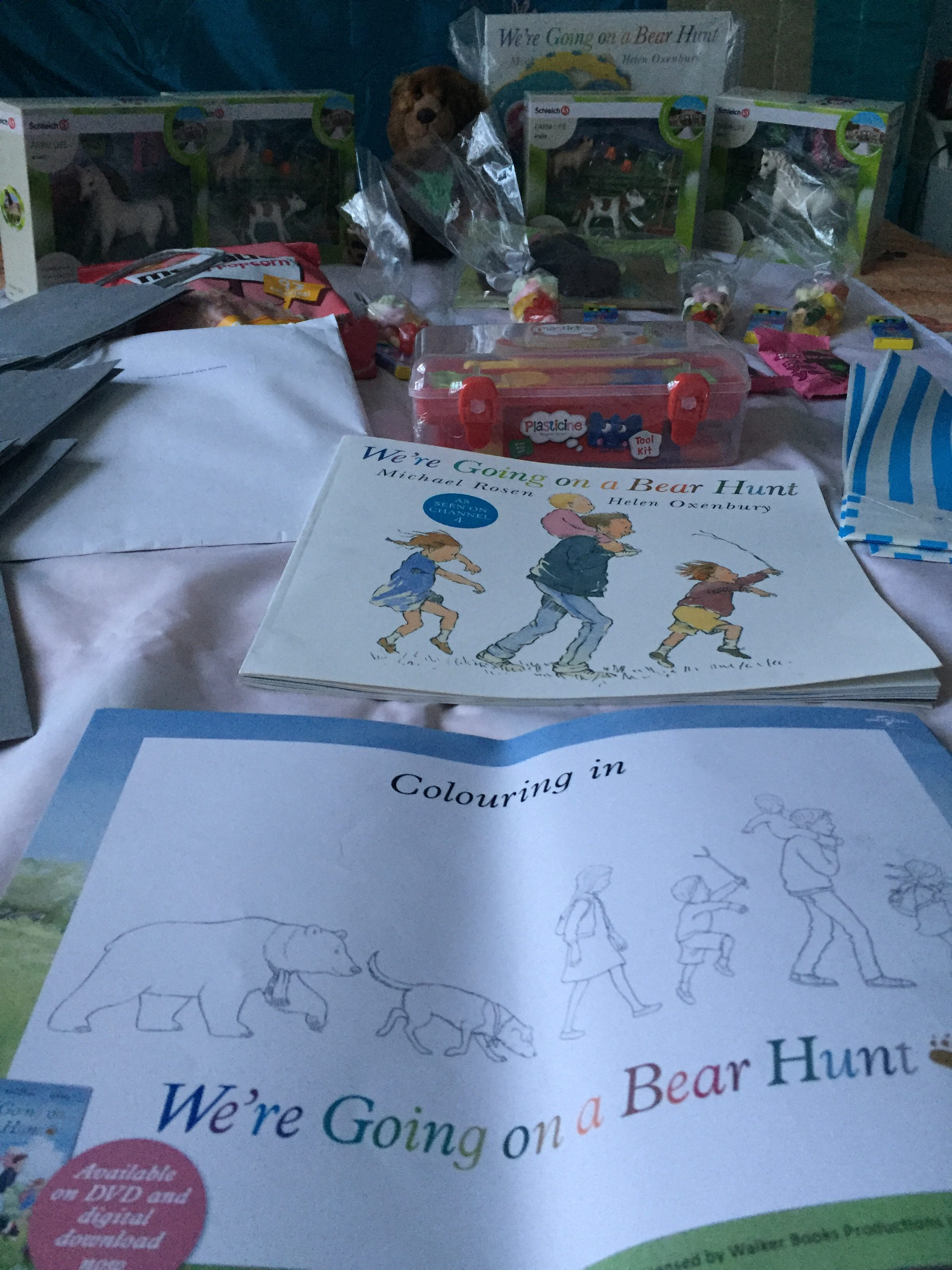 We are Going on a ……….. Bear Hunt  – DVD launch and Twitter Party