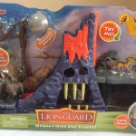Review – The Lion Guard Hyena Hideout Playset
