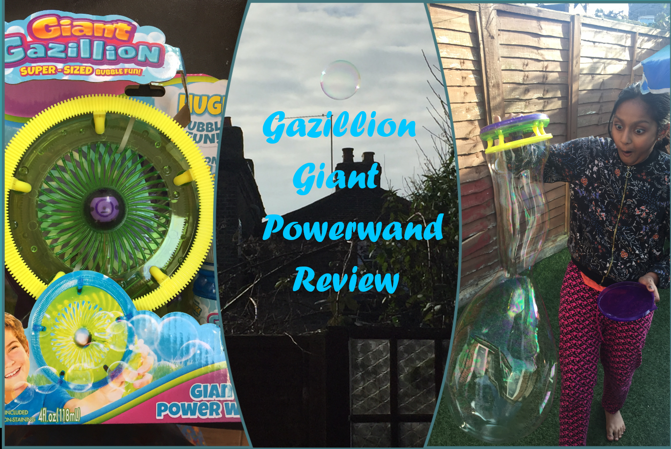 Review – Gazillion Giant Power Wand