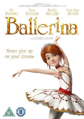 Ballerina and Digital Download – Perfect to keep the little feet entertained this Easter!