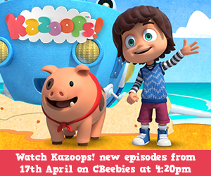 New episodes of Kazoops