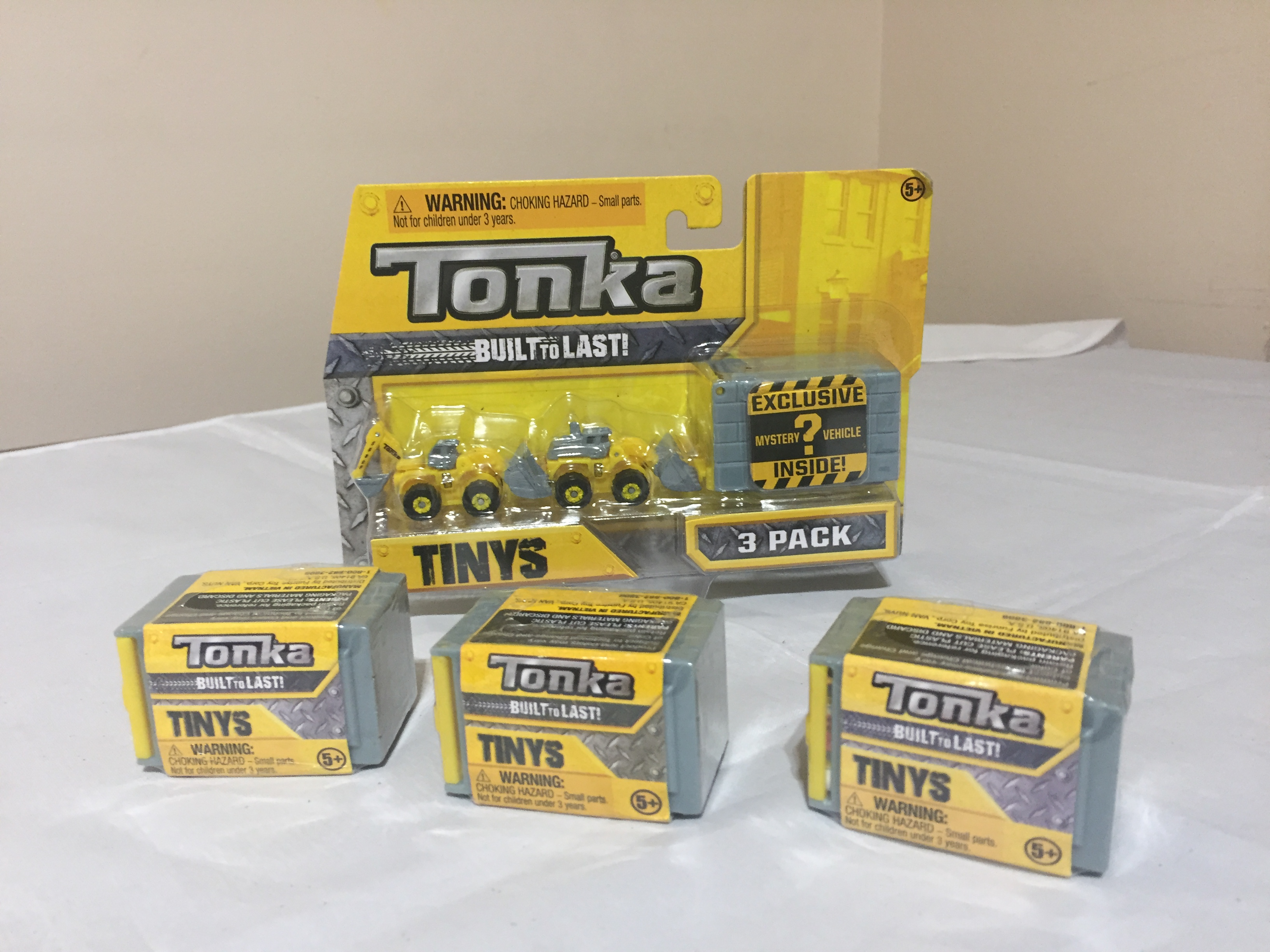 The new collectibles from Tonka Tiny Vehicles – Review