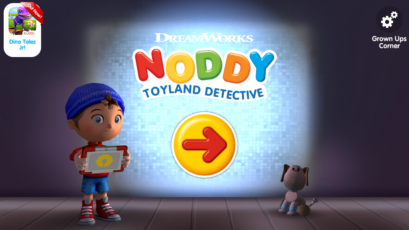Noddy: Toyland Detective App Review