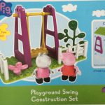 Peppa Pig Playground Swing Construction Set  – Review