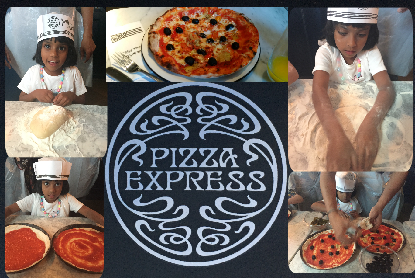 Treat Dad to the gift of Pizza – Father's Day at Pizza Express