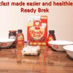 Ready Brek – Breakfast made easier and tastier